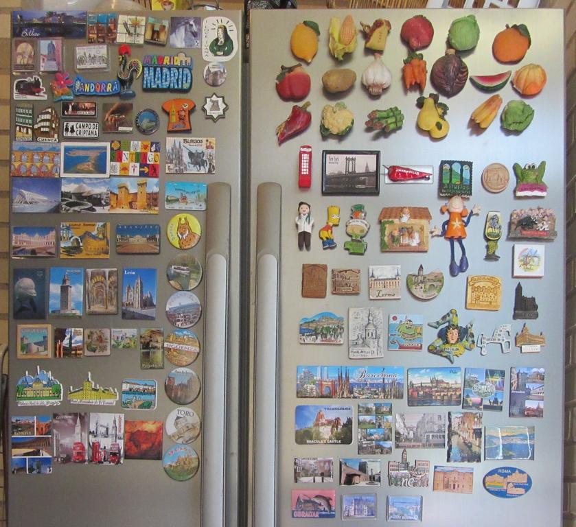 A hűtőmágnes mindig beválik