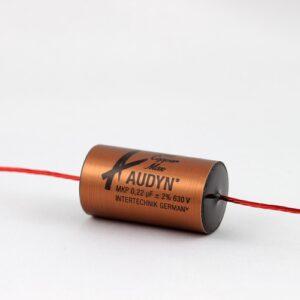 audio kondenzátor